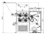 Macchina di alluminio di trafilatura/macchina di rame fine di trafilatura