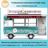 Camión eléctrico con una buena calidad y precio competitivo