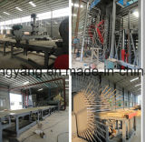 Machine de machine de panneau de particules de mélamine pour la chaîne de production de panneau de particules