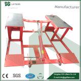 Los elevadores de tijera Gg portátiles de baja elevación
