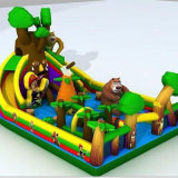 Colorful Inflatable Bouncy Castle (CL-020)