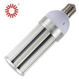 Blanco puro blanco caliente del LED luz del maíz de 60W E39