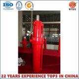 Hidráulico telescópico de alta calidad para apoyar el cilindro de equipos de minería
