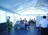 Tente extérieure d'événement d'usager de dessus de toit d'exposition de tente blanche d'exposition automatique