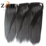 Estensione diritta serica dei capelli del Ponytail dei capelli umani