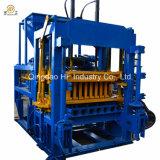 Hydraulische Presse-Sicherheitskreis-Ziegeleimaschine Qt4-15 Italien automatischer Betonstein, der Maschine herstellt