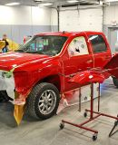 Prix bon marché Excellent effet métallique Matte White Car Paint