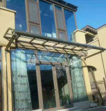 Tenda di alluminio di /Polycarbonate/facile installare /Simple per i portelli e Windows /Sunshade