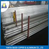 Bonne surface aluminium de haute qualité Profil d'extrusion du rouleau de porte de l'obturateur