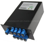 1X2 1x4 1X16 1X32 1X64 1x132 1*2 1 1*4*16*1*32 1 64 1*132 Lgx Boîte en métal 1xn séparateur PLC