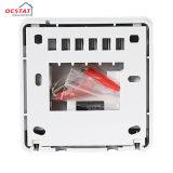Cer-Zustimmungs-wöchentlicher programmierbarer Dampfkessel-Kontrollsystem-Radioapparat-Thermostat