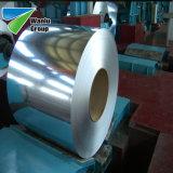 Bobine d'acier galvanisé pour l'Asie du Sud-Est Hot-Dipped Gi pour tuile