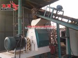 Weniger als 10mm Sägemehl-industrielle Hammermühle