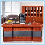 Bureau certifié par FSC de directeur de bureau de conception de mode de meubles de Foshan avec L forme