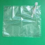 Прозрачный пакет в окно для жидких, 10L