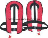 Автомобиль и спасательный жилет Manual Inflation Solas