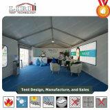 Barraca pequena com logotipo da impressão, barraca colorida do evento para a venda