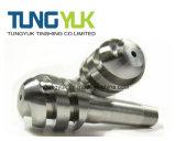 Pièces en acier inoxydable faite de pièces d'usinage de précision CNC tournant