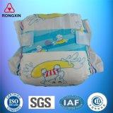 Usine remplaçable de couches-culottes de bébé en Chine