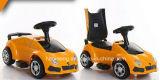 Carro elétrico do balanço dos miúdos de quatro rodas com música