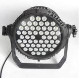 IP65 LED Stage Lighting 54 * 3W impermeável LED PAR Can