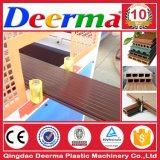 O WPC linha de máquinas de produção de piso / WPC máquina de extrusão em deck
