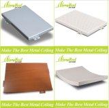 Placa de alumínio para painel de parede exterior e interior