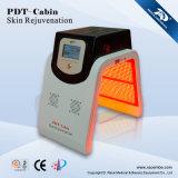 Recentemente equipamento da beleza de PDT no tratamento da acne severa (PDT-Cabine)