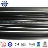 Сертификация UL алюминиевых Xhhw-2 XLPE 600V здание провод короткого замыкания кабеля