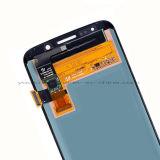 Мобильный телефон LCD для края галактики S6 Samsung плюс экран G928 вполне