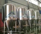 3 Zylinder-Edelstahl-konischer Bier-Gärungserreger Unitank (ACE-FJG-0901)