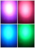 Il fornitore 54*3W DMX della Cina impermeabilizza l'indicatore luminoso esterno di PARITÀ LED