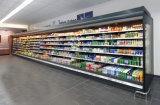 De dynamische KoelHarder Multideck van de Drank van de Supermarkt Open
