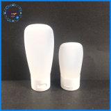2018 Fles van de Verpakking van de Room van de Zon van de Schroefdop van de Levering van de Fabriek de Plastic Kosmetische