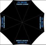 لعبة غولف مظلة مع كور حدادة علامة تجاريّة/مع عالة تصميم