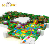 Chambre de princesse Playground Cartoon Indoor Play de sucrerie