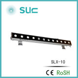 Arandela linear de la pared del LED