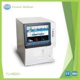 10.4 pouces grand écran LCD couleur 3-Partie de l'hématologie Analyzer