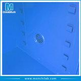 Голубой шкаф безопасности для въедливой жидкости