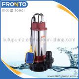 2 polegadas bombas de água de esgoto submergíveis da água de 3 polegadas de diâmetro