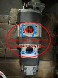 ダンプトラックの機械モデル: HD785-7. OEM小松のダンプトラックの予備品のトルクコンバーター伝達ギヤポンプ705-95-07121