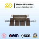 Pezzo fuso di sabbia della barra della griglia dell'OEM per la stufa del cemento