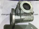 Peça da carcaça de investimento do aço inoxidável da peça de automóvel 316L de Customerized
