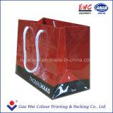 Sac à bandoulière imprimé imprimé imprimé de luxe 2016, sac à papier, sac de transport avec poignée