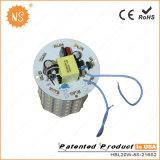 O bulbo do milho do diodo emissor de luz da liga de alumínio substitui CFL/Mh/HID/HPS
