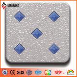 外部の使用法4mmのチタニウム亜鉛合成物のパネル