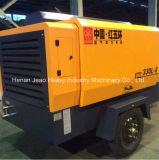 компрессор воздуха винта 300cfm 10bar Towable портативный тепловозный для минирование