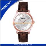Le quartz personnalisé observe les montres chaudes de vente de prix usine