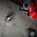 Foret de marteau électrique creux avec la diverse partie lisse