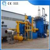 Haiqi Mini tipo pequeñas pruebas de gasificante para producir gas sintético